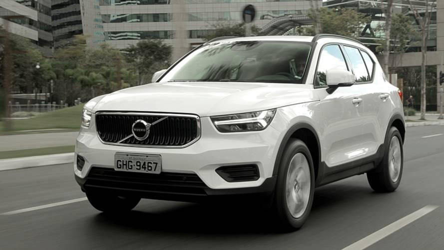 Volvo cogita lançar compactos, incluindo SUV abaixo do XC40