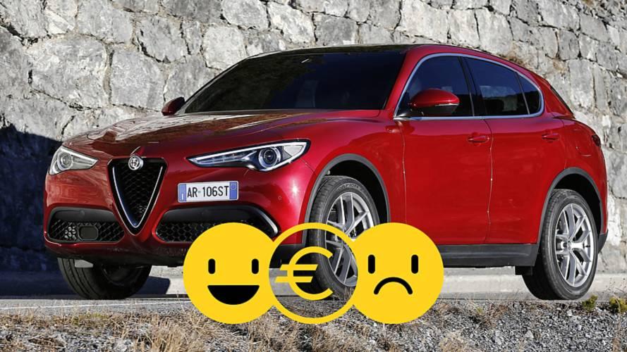 Promozione Alfa Romeo Giulia e Stelvio, perché conviene e perché no