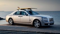 Rolls-Royce Ghost Custom Surfboard