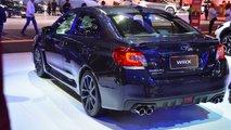 Subaru WRX - Salão de SP 2018