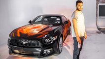 Ford Mustang #FightTheDarkness