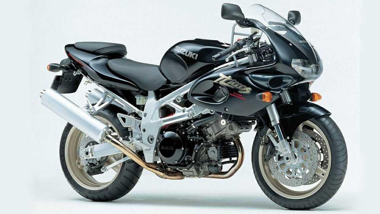 1997-2000 Suzuki TL1000s