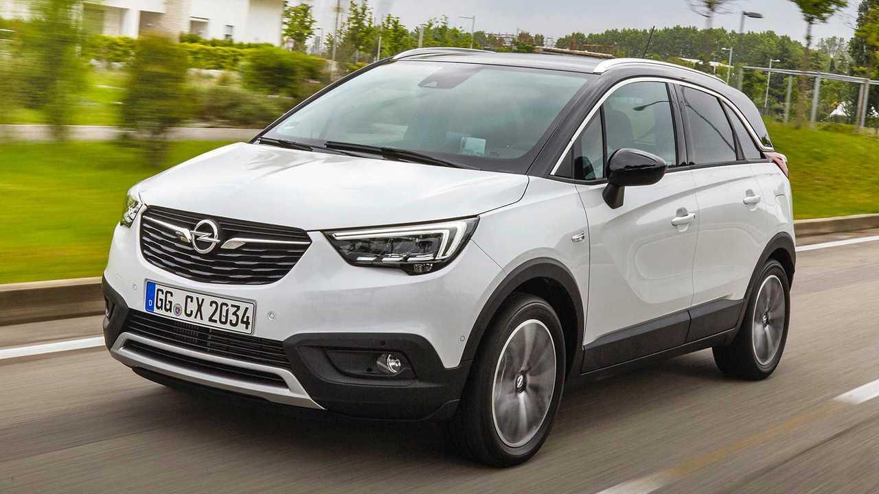 Opel Crossland X (4,21 Meter)