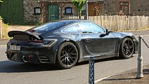 Next Porsche 911 GTS Spy Photos