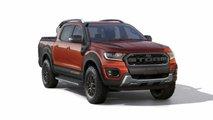 Ford Ranger Storm Concept