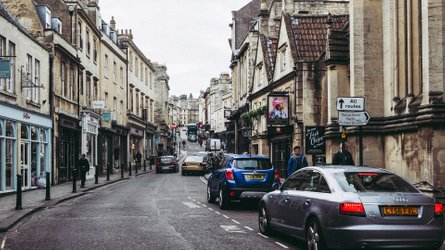 Bath has no plans to charge private drivers to enter clean air zone
