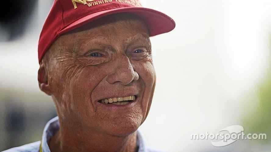 Nach Lungentransplantation: Niki Lauda aus Krankenhaus entlassen