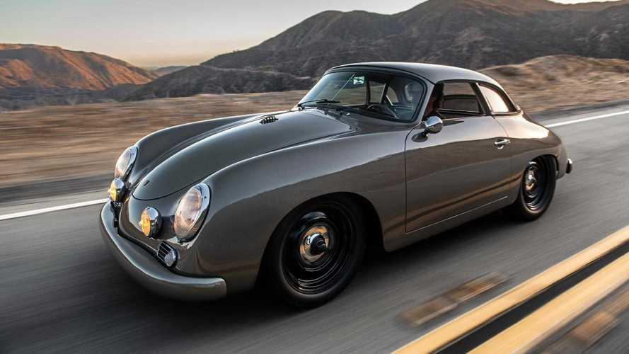 Der getunte Porsche 356 von John Oates