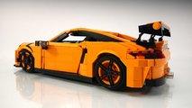 Lego Porsche 911 GT3 RS By Firas Abu-Jaber