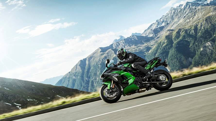 Kawasaki Recalls 2018 Ninja H2 SX SE for Bad Welds