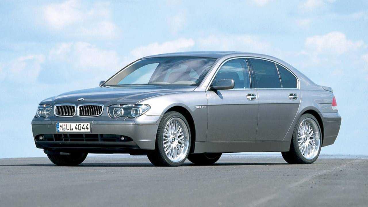 BMW 760i (2002-2005)