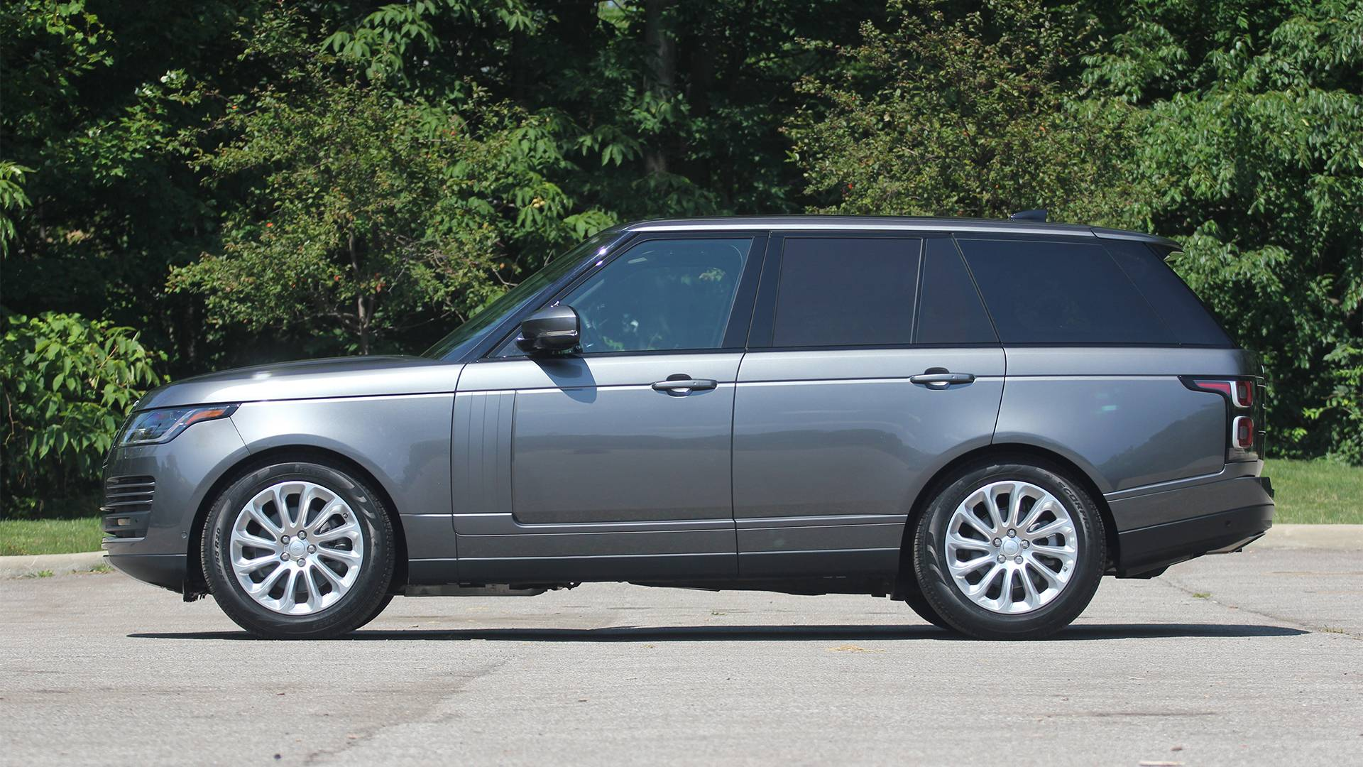 Difference Between Land Rover And Range Rover >> 2018 Land Rover Range Rover Hse Review Because You Re Worth It