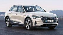 Audi e-tron e le concorrenti