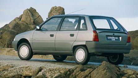 Citroën AX, una piccola tutta efficienza