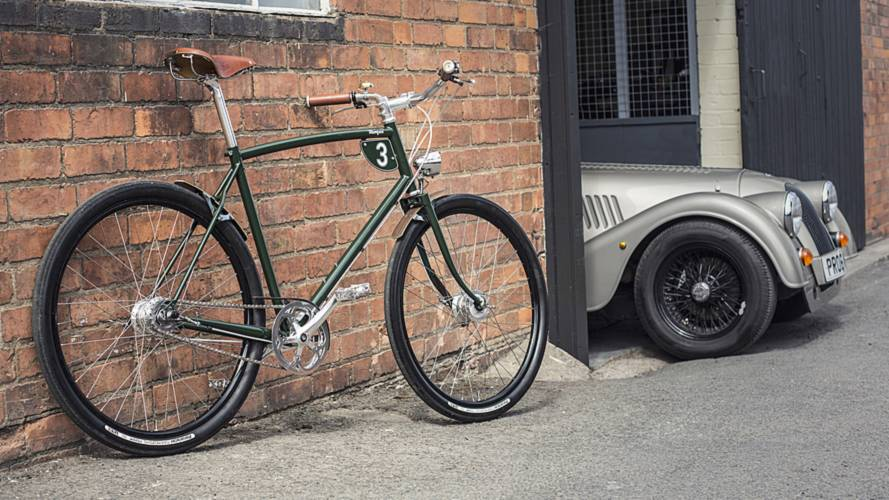 Morgan-inspired bicycles are £1,500 beauties