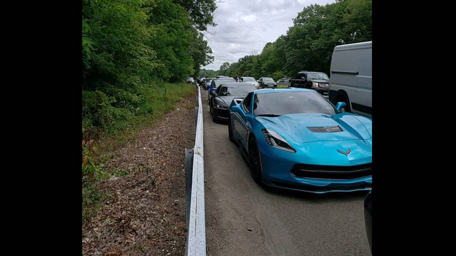Connecticut Cops Bust 10 'Racing Cars' For Going...Too Slow?