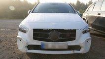 Mercedes-Benz Clase B 2019: fotos espía