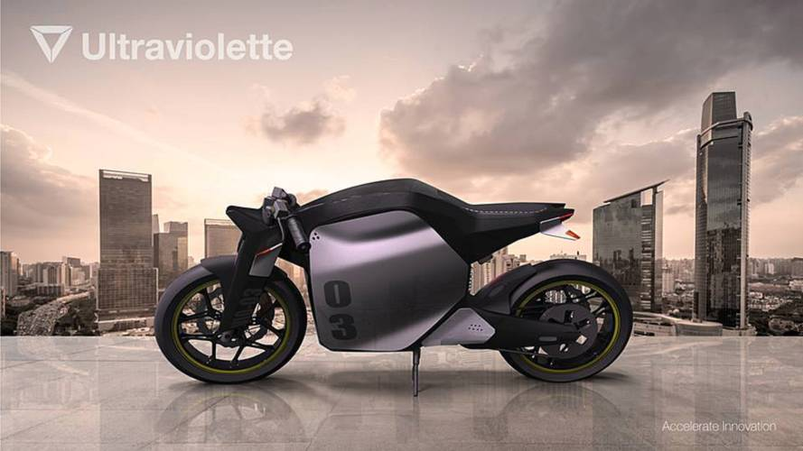 Indian Startup Ultraviolette Announces E-Bike for 2019