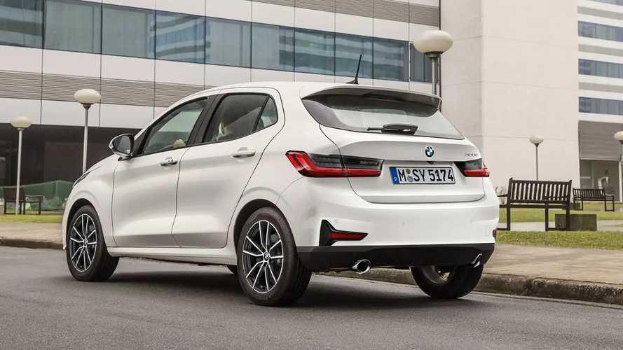 BMW 3 Series Compact renderings