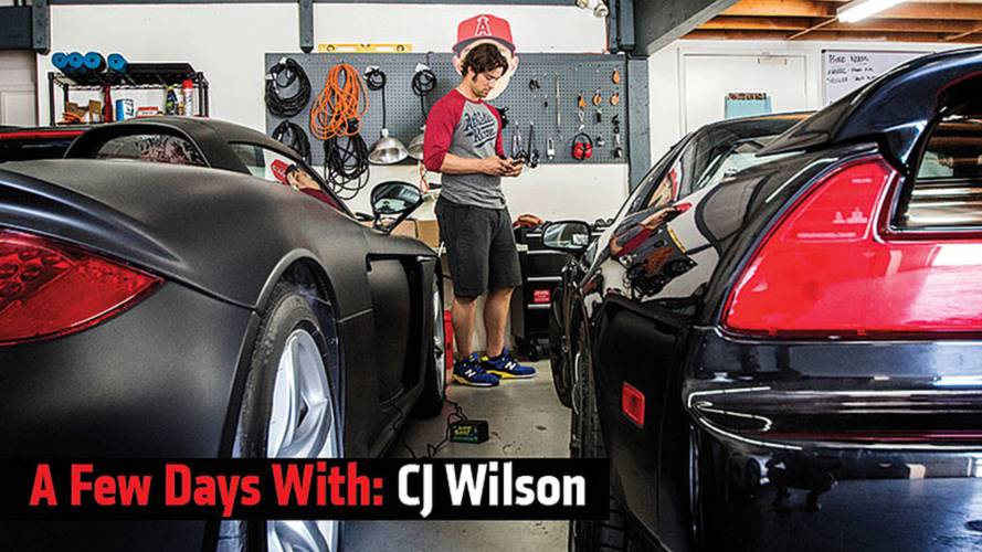 A Few Days With: CJ Wilson