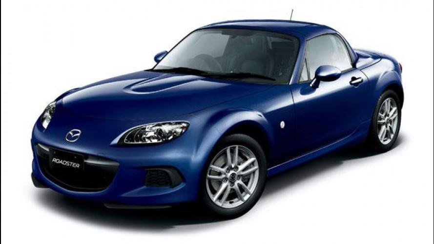 La prossima Mazda MX-5 forse con un motore diesel
