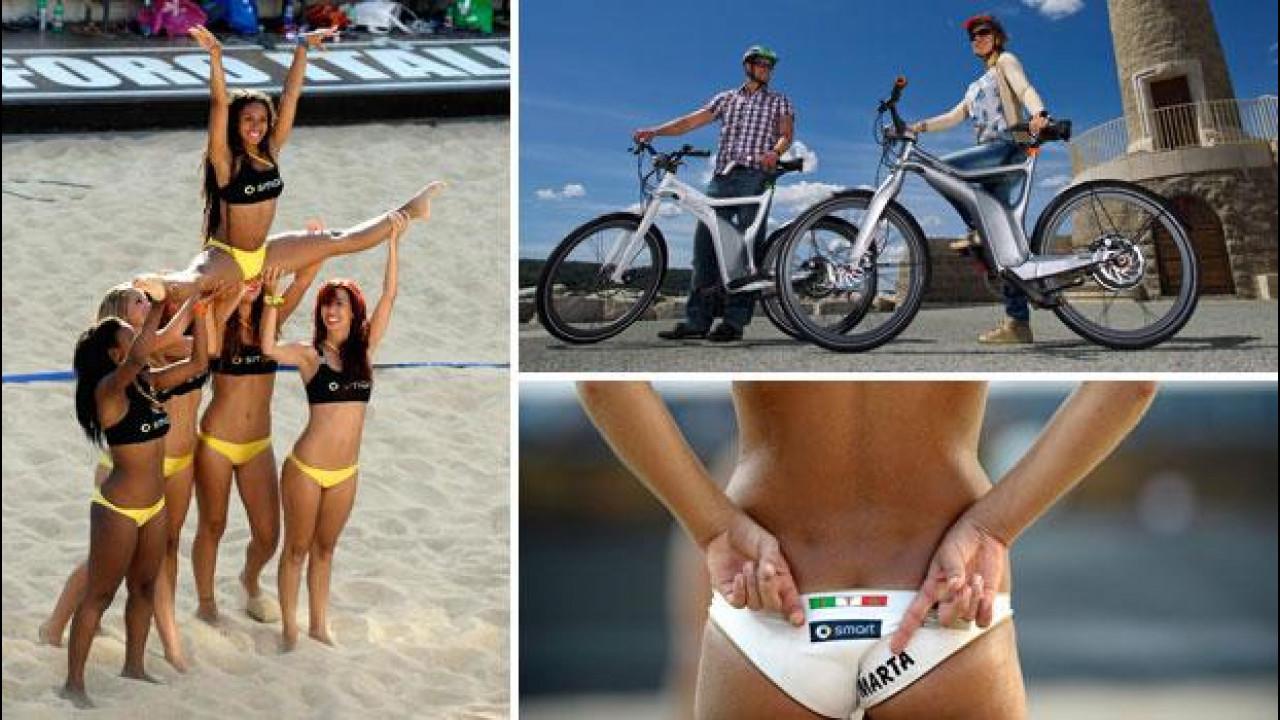 [Copertina] - smart ebike debutta al Grand Slam Rome 2012