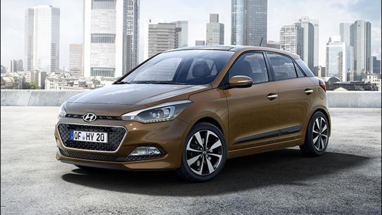 [Copertina] - Nuova Hyundai i20, eccola senza veli