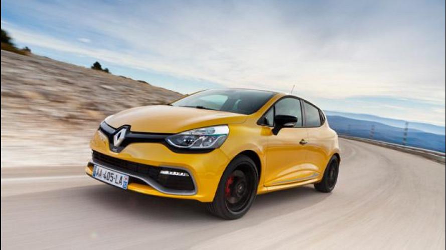 """Nuova Renault Clio RS: 200 CV, due frizioni e un """"sano"""" divertimento"""