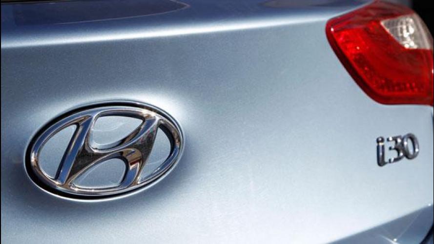Hyundai controcorrente: vendite da record nel primo trimestre 2012