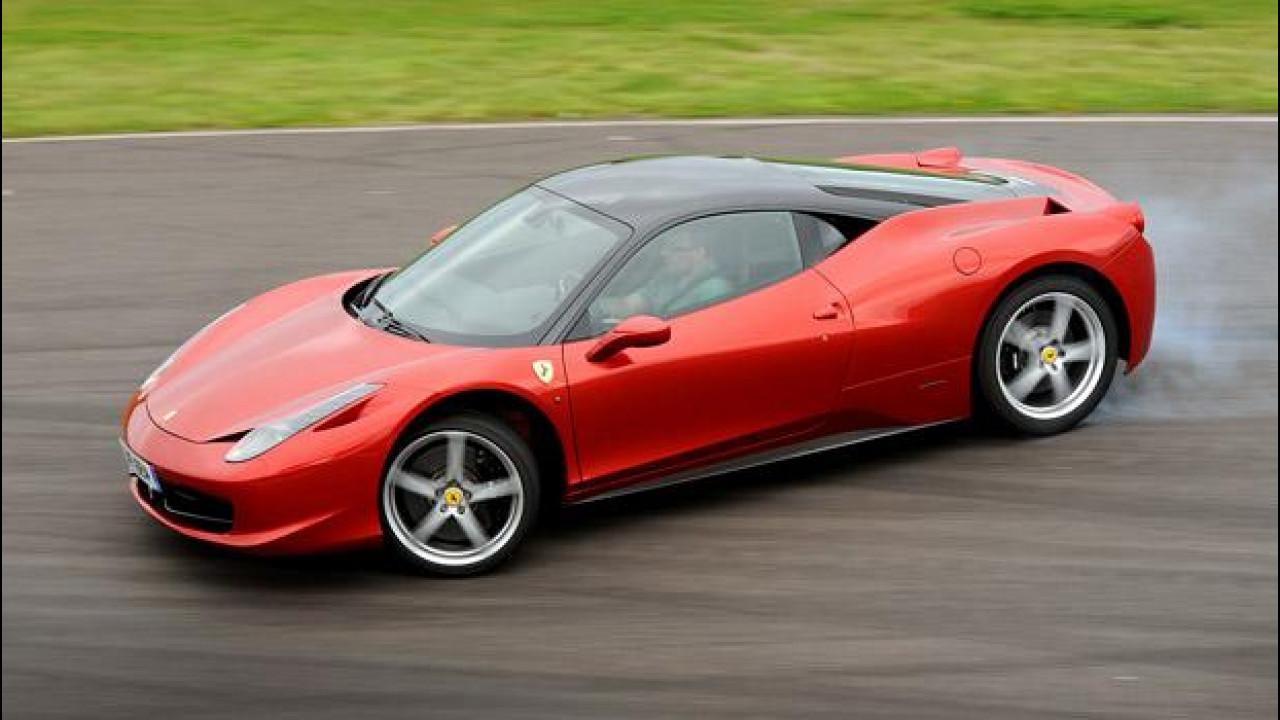 [Copertina] - Ferrari 458 Scuderia: la