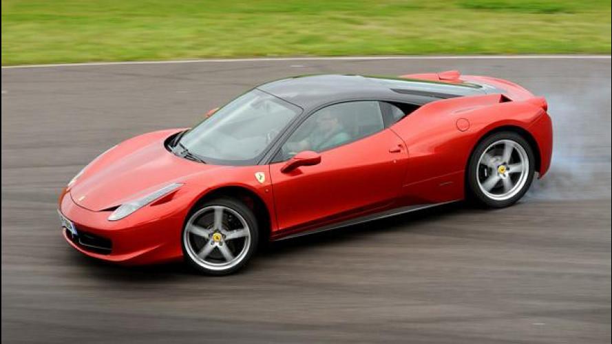 """Ferrari 458 Scuderia: la """"cattiva"""" per Francoforte"""