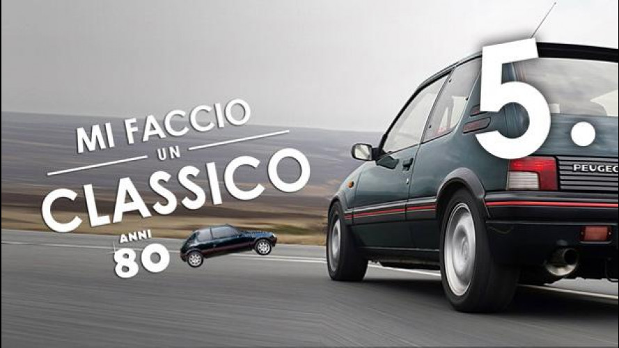 Peugeot 205 1.9 GTi... la prova!