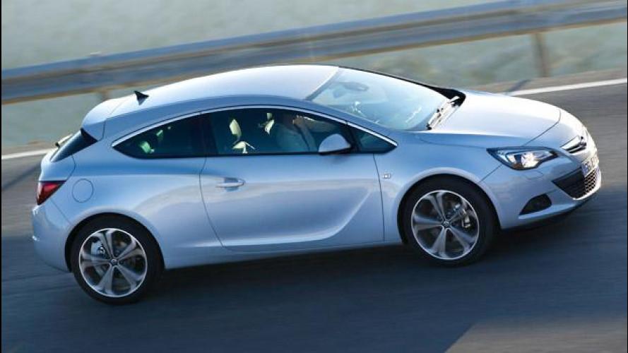 Opel Astra GTC 1.6 SIDI Turbo