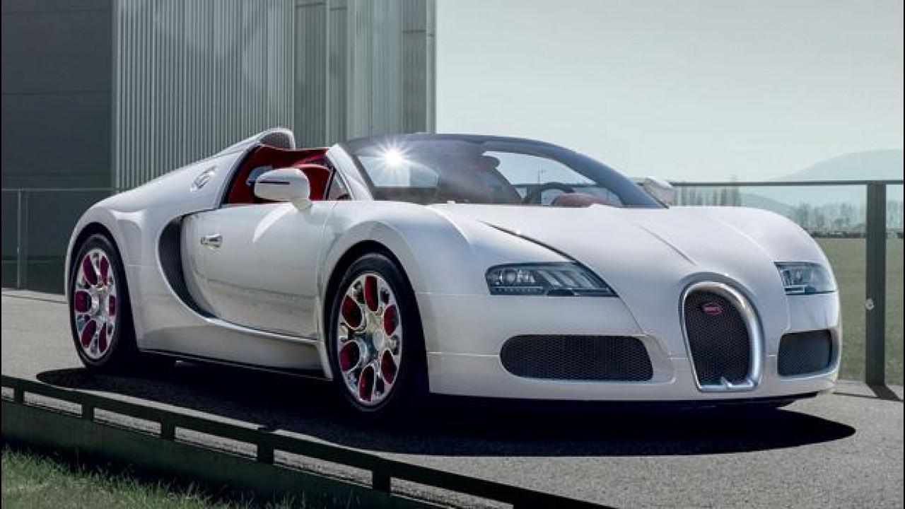 [Copertina] - Bugatti Veyron Grand Sport