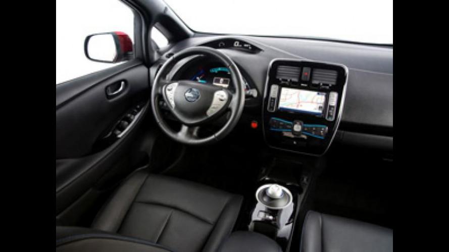 Nissan lancia in esclusiva iTunes radio