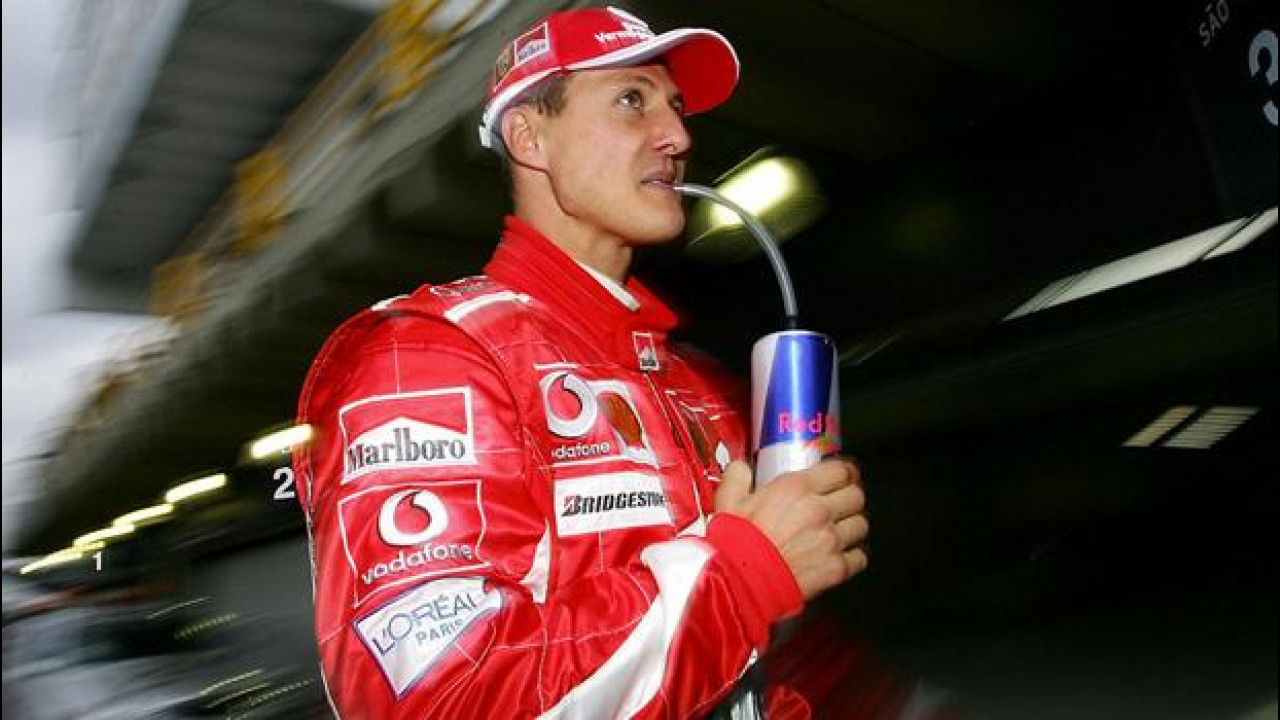 [Copertina] - Schumacher, da marzo persi altri 10 kg