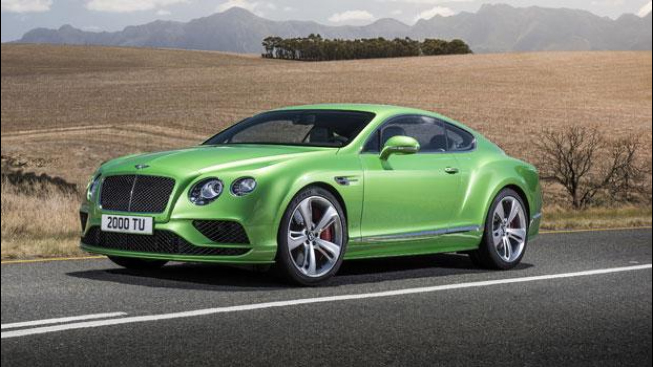 [Copertina] - Bentley Continental GT, restyling sottopelle