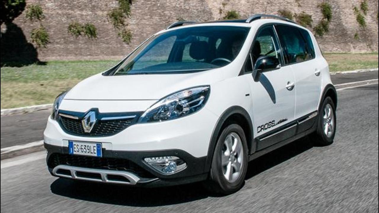 [Copertina] - Renault Scenic Xmod Cross Energy 1.5 dCi 110cv S&S