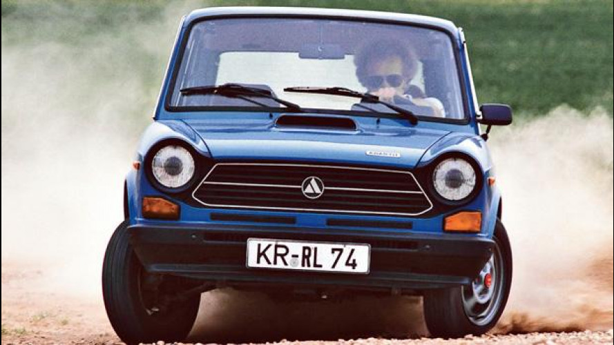 Autobianchi A112 Abarth, cattiveria chic