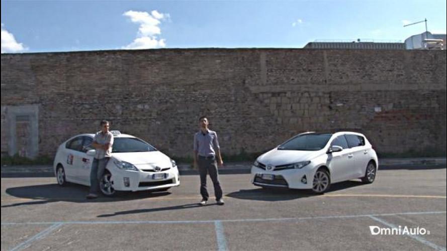 """Quanto costa mantenere un'auto ibrida? La prova del """"tassista"""" [VIDEO]"""