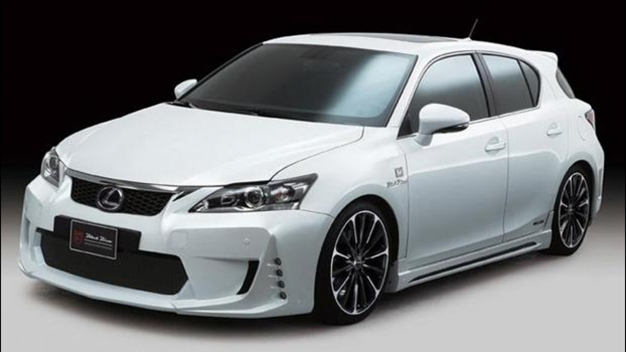 [Copertina] - Lexus CT200h by Wald International