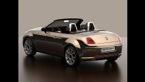 Fiat 500 Spider by David Obendorfer