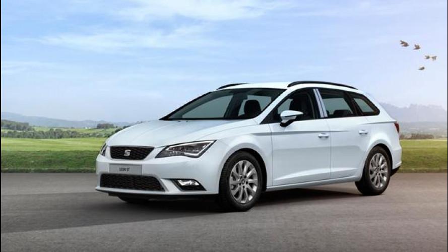 Nuova Seat Leon Ecomotive