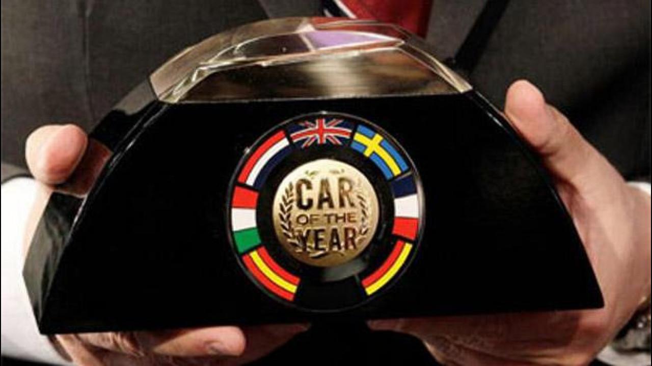 [Copertina] - Auto dell'anno 2015, le sette finaliste