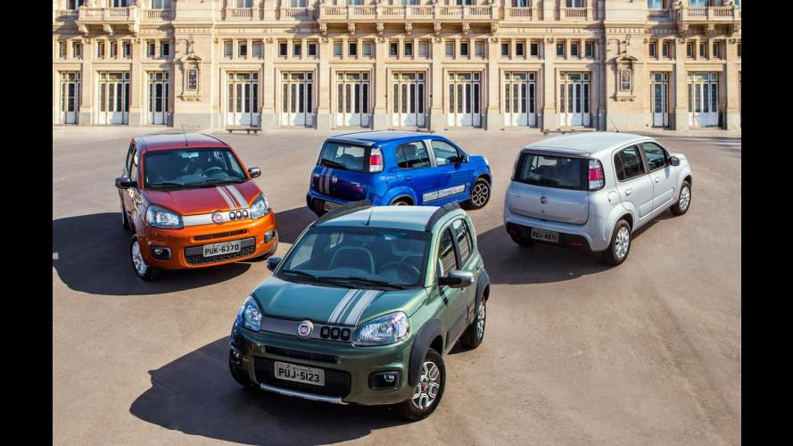 Fiat Uno porta lo Start&Stop in Brasile
