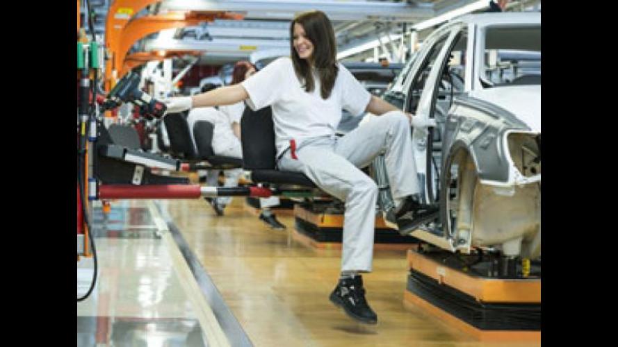 [Copertina] - Audi premia i dipendenti con un bonus di 8.000 euro a testa