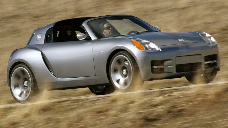 Dodge Slingshot Concept (2004)