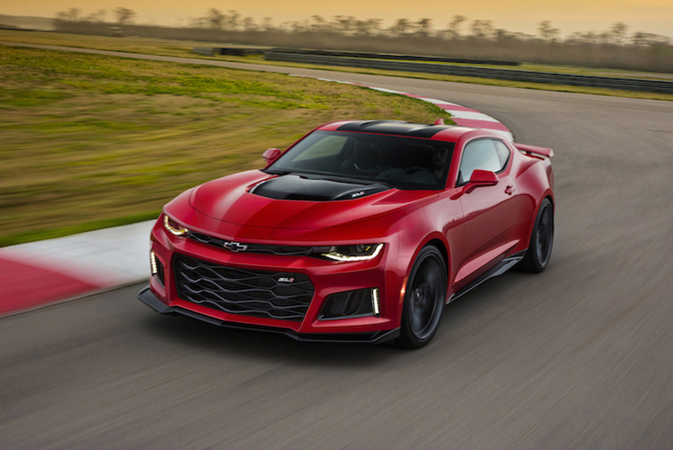 Did the 2017 Camaro ZL1's Nurburgring Lap Time Get Leaked?