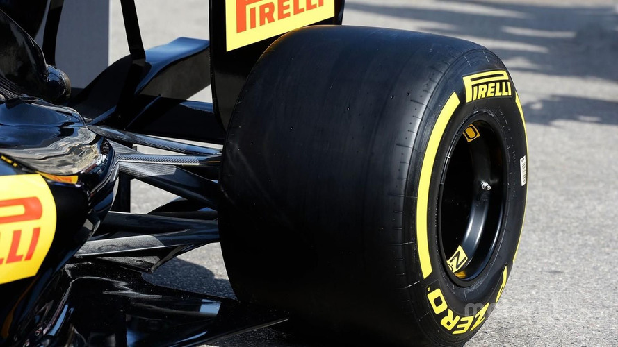 "Pirelli says 2017 tyres will be ""amazing"" for F1"