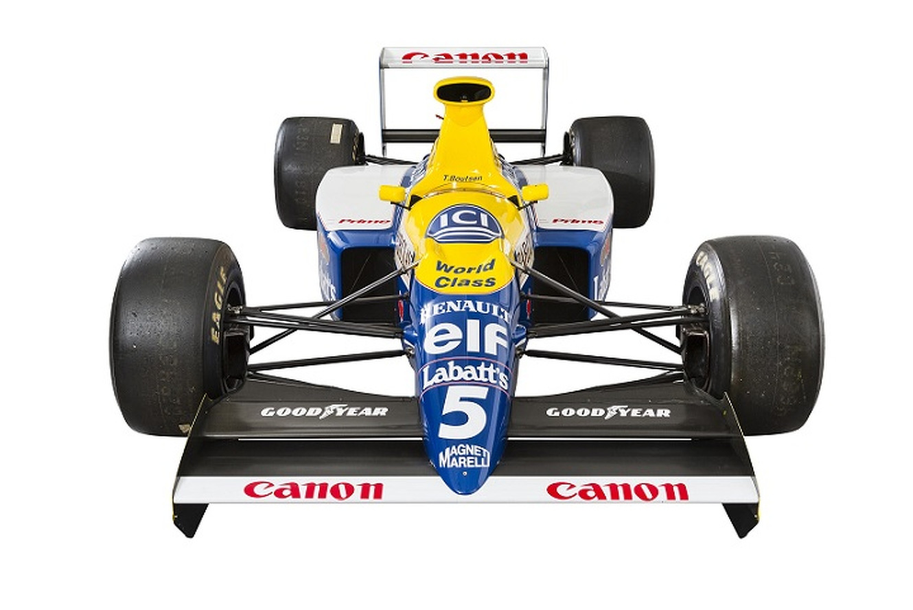 Yes, You Should Buy This V10 Formula 1 Car Right Now